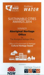 Sustainable Cities Award Winner 2014