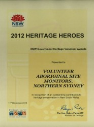 The Heritage Heroes Award